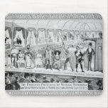 Poster advertising, 'The Barnum and Bailey Mouse Pad