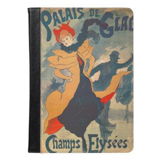 Poster advertising the Palais de Glace iPad Air Case