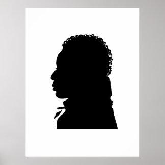 poster africano del arte
