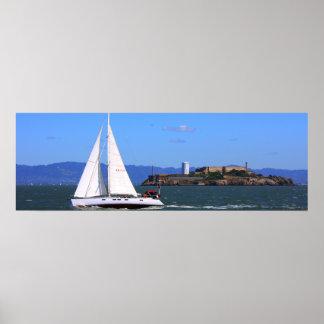 Poster - Alcatraz