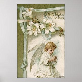 Poster: Alegrías de Pascua
