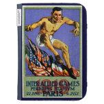 Poster aliado de 1919 juegos