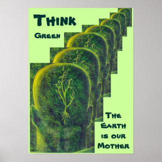 Poster ambiental