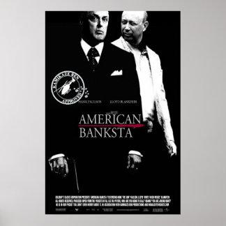 POSTER AMERICANO DE BANKSTA