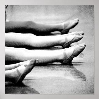 Poster-Amor el Arte-Ballet