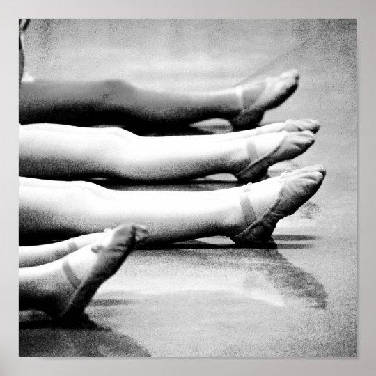 Poster-Amor el Arte-Ballet Póster