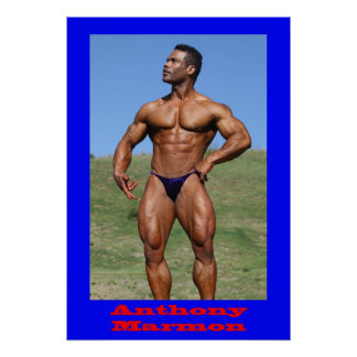 Poster, Anthony Marmon # 2 Poster