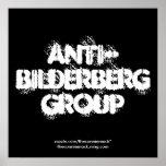 Poster Anti-Bilderberg II