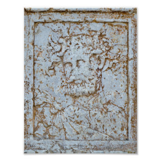 Poster: Antique Bacchus portrait Poster