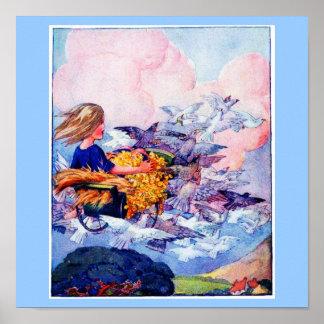Poster-Apenas para Niño-Anne Anderson 13 Póster