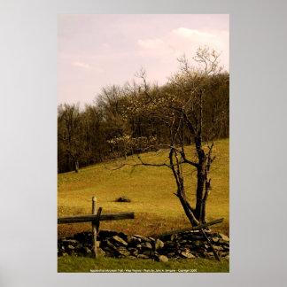 POSTER Appalachian Mountain Trail - West Vir...