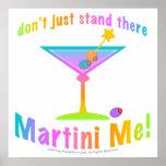 ¡Poster, arte - apenas no se coloque allí - MARTIN