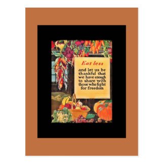Poster Artwork WWI Postcard