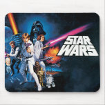 Poster B de Star Wars Tapetes De Ratones