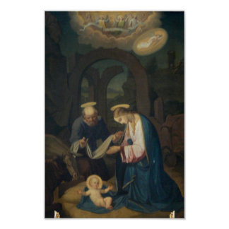 Poster: Birth of Christ Poster