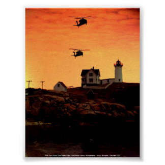 Poster, Black Hawk He...
