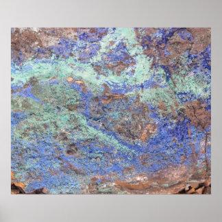 Poster--Blue Copper