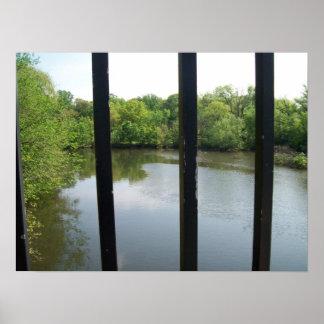 Poster: Bronx River @ Zoo