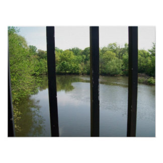 Poster: Bronx River @ Zoo Poster