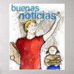 Poster Buenas Noticias
