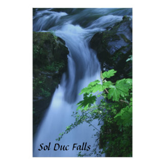 Poster: Caídas del solenoide Duc Póster