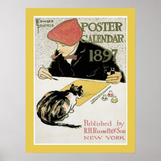 Poster Calendar poster