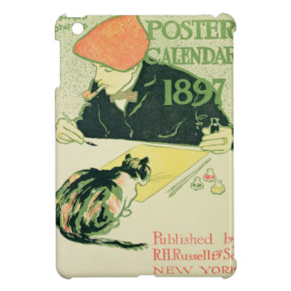 Poster Calendar, pub. by R.H. Russell & Son, 1897 iPad Mini Covers