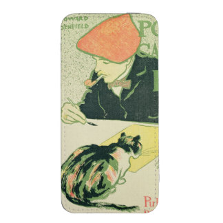 Poster Calendar, pub. by R.H. Russell & Son, 1897 iPhone SE/5/5s/5c Pouch
