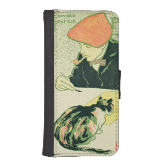 Poster Calendar, pub. by R.H. Russell & Son, 1897 iPhone SE/5/5s Wallet Case