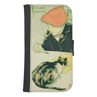 Poster Calendar, pub. by R.H. Russell & Son, 1897 Phone Wallet Cases