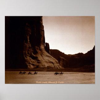 Poster Canyon_de_Chelly _Navajo
