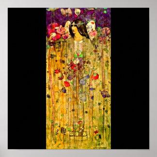 Poster-Clásico/Vintage-Charles Rennie Mackintosh 4 Póster