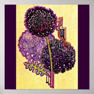 Poster-Clásico/Vintage-Charles Rennie Mackintosh 5 Póster