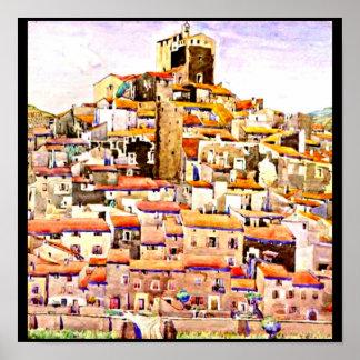 Poster-Clásico Vintage-Charles Rennie Mackintosh 9