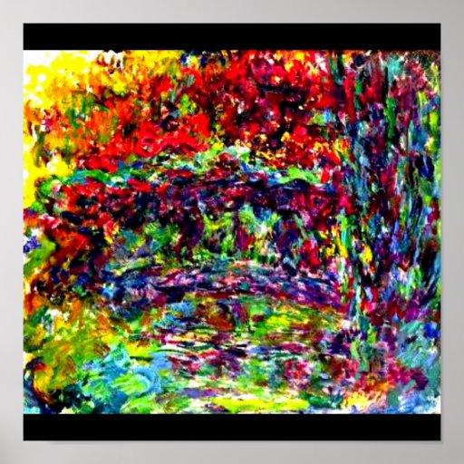 Poster-Clásico/Vintage-Claude Monet 26