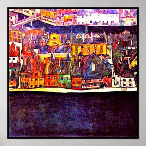 Poster-Clásico/Vintage-Egon Schiele 21