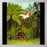 Poster-Clásico/Vintage-Enrique Rousseau 22