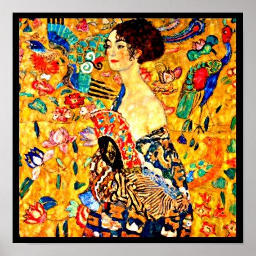 Poster-Clásico/Vintage-Gustavo Klimt 11 Póster