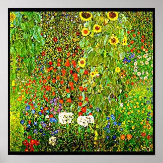 Poster-Clásico Vintage-Gustavo Klimt 4