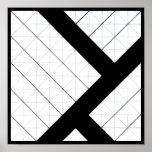 Poster-Clásico Vintage-Theo Van Doesburg 23