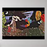 Poster-Clásico/Vintage-Wassily Kandinsky 24