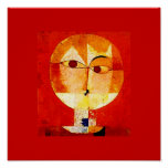 Poster-Classic Art-Klee 27