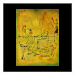 Poster-Classic Art-Klee 30