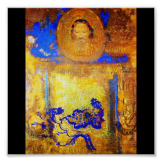 Poster-Classic Art-Redon 36 Poster