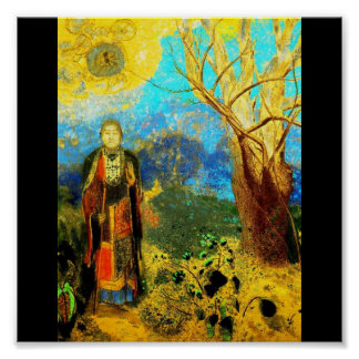 Poster-Classic Art-Redon 37 Poster