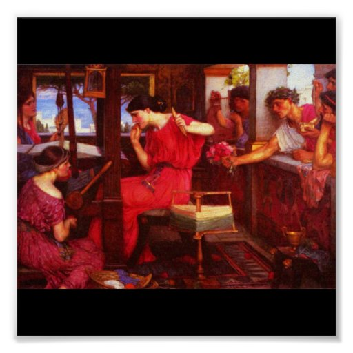Poster-Classic Art-Waterhouse 11