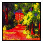 Poster-Classic/Vintage-August Macke 115