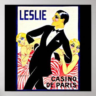 Poster-Classic/Vintage-Charles Gesmar 23 Poster