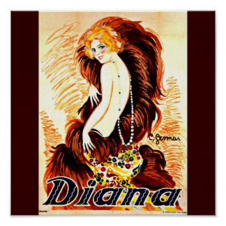 Poster-Classic/Vintage-Charles Gesmar 3 Poster