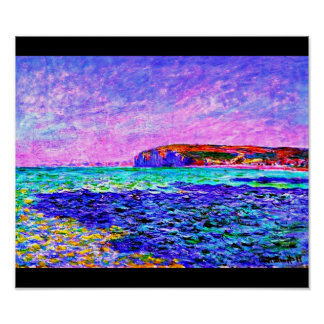 Poster-Classic/Vintage-Claude Monet 212 Poster